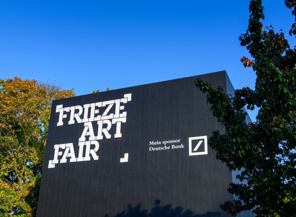 Frieze London 2021