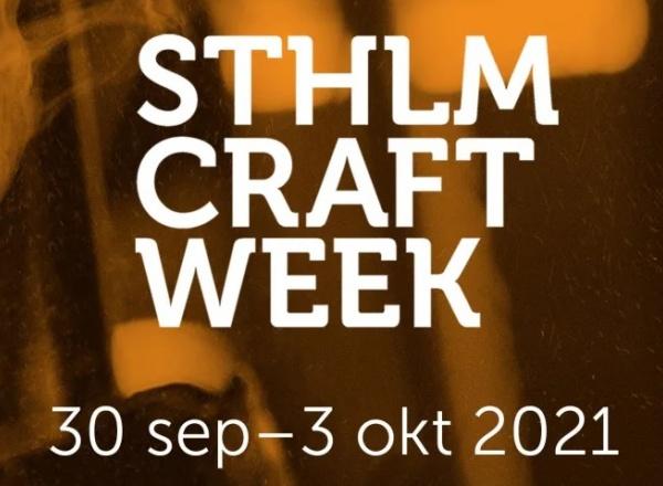 Stockholm Craft Week 2021