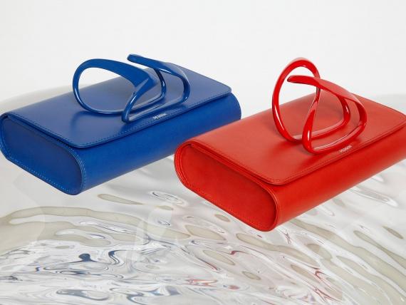 Ապրանքանիշը Պերեն Paris թողարկել է հավաքածու clutches է նախագծային բյուրոյում Զահա Հադիդը