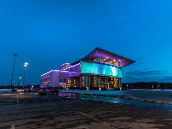 Ռուսաստանի դիզայներները նախագծի մեջ մտավ մի կարճ ցանկում լուսավորման միջազգային մրցանակի