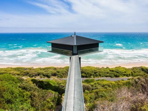 Архитекторы придумали аналог Airbnb для бронирования знаковых домов