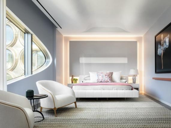 Жилой дом от бюро Захи Хадид стал лучшим зданием Нью-Йорка