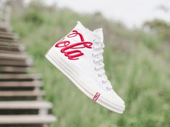 Kith и Coca-Cola запускают собственную модель легендарных кед Converse