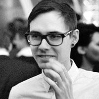 Артем Масорин, светодизайнер, основатель независимого бюро светодизайна «Луч», преподаватель школы МАРШ