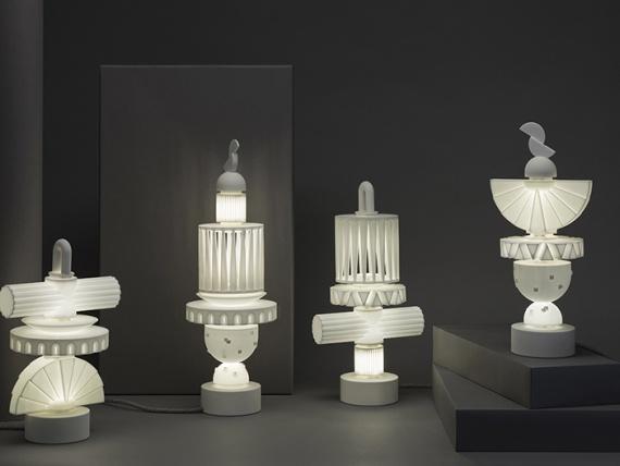 Լոնդոնի դիզայներ Ying Chang հորինել մի ճրագ մագնիսներից