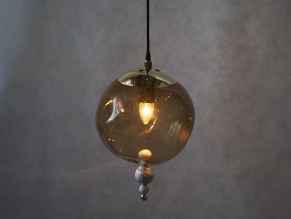 Դիզայներ Օլգա Ashby մեկնարկեց առաջին հավաքածուն լամպերի