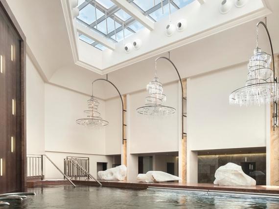 Rusiya spa Luceo Spa Dünya Spa Awards qazandı