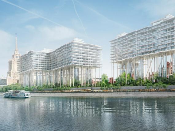 В Москве появится жилой комплекс по проекту Herzog & de Meuron