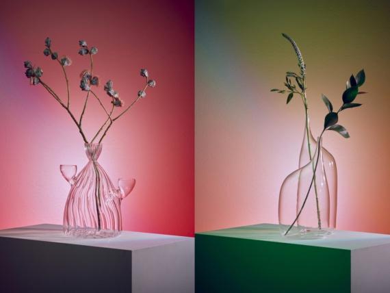 Дизайнеры из Италии представили серию коллекционных ваз