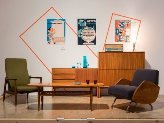 В Москве открылась выставка польского и чехословацкого дизайна 1950-60-х годов