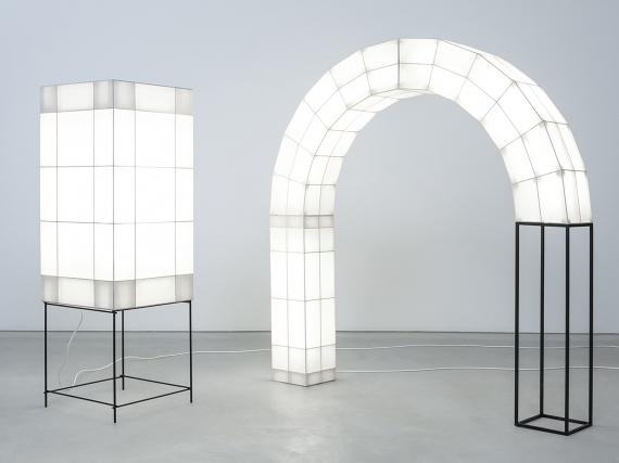 Дизайнеры из Эйндховена представили коллекцию скульптурных ламп