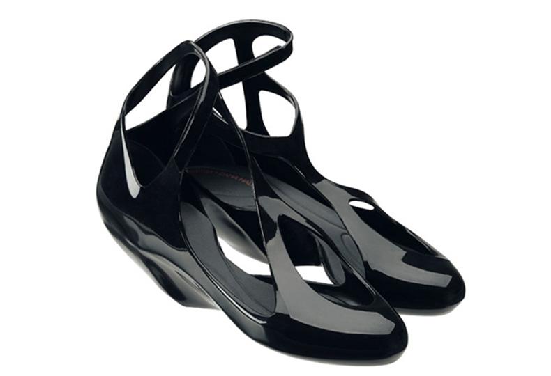 Обувь Захи Хадид для Melissa