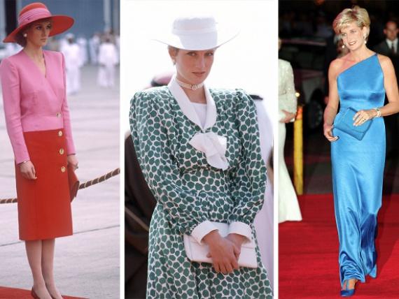 Ранее не выставлявшиеся наряды принцессы Дианы покажут публике