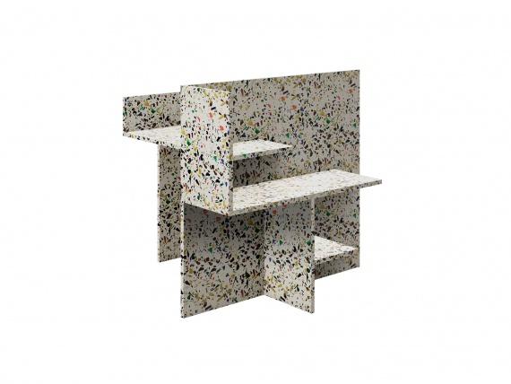 Патрисия Уркиола сделала скульптурный стол для Cappellini