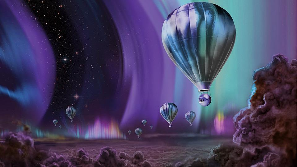 Космические путешествия: винтажные плакаты о межпланетных странствиях