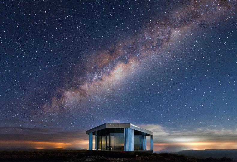 Смотреть на звезды. Архитектура для впечатлений