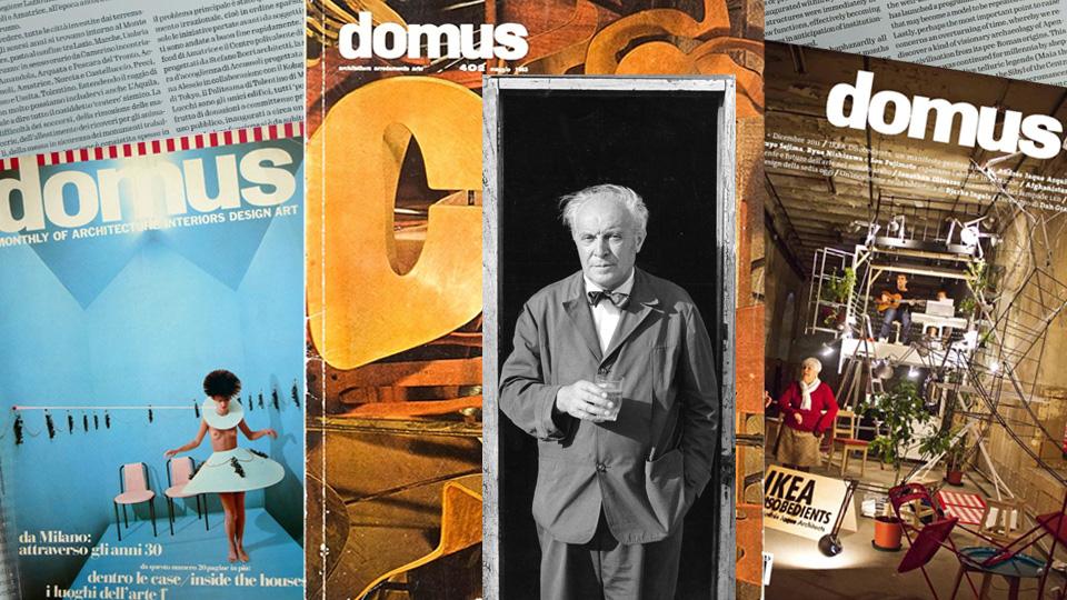 Дизайн как идеология: 90-летний юбилей журнала «Domus» Джо Понти