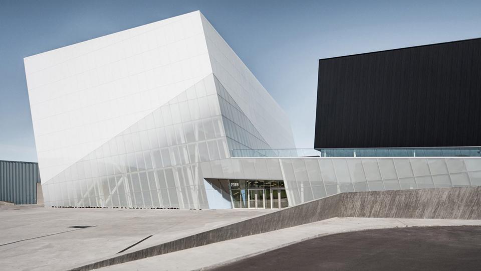 Спортивный зал как архитектурный объект: пять новых проектов