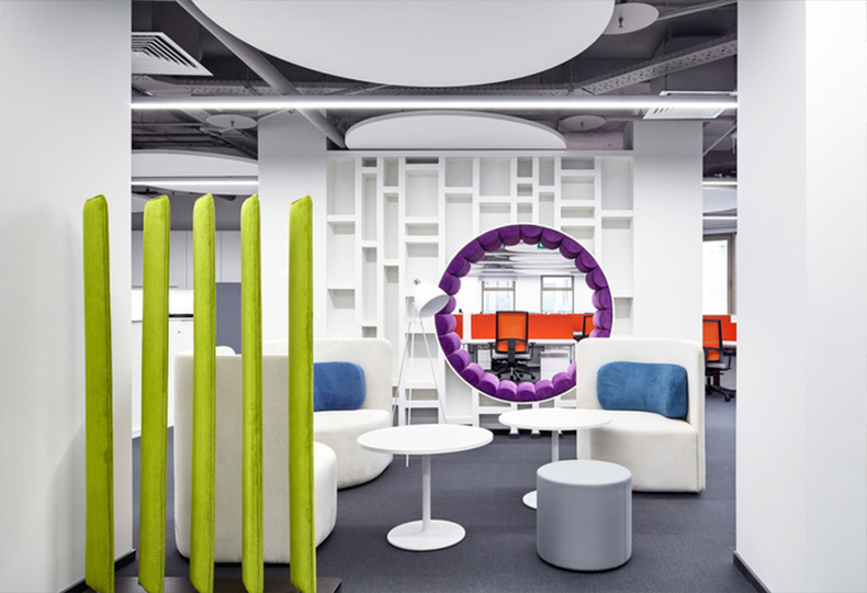 Mondelez International / Архитектурное бюро VOX Architects. Best Office Awards 2018 : Бренд и Имидж