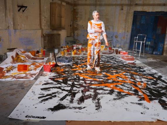 Филипп Старк создал коллекцию для Forbo Flooring Systems