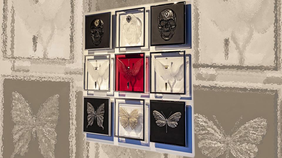 «Prism»: когда Lalique Crystal встречается с современным искусством