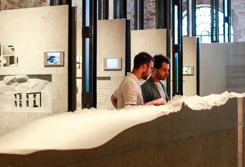 Пространства и свободы  венецианская архитектурная биеннале в ... 82aa4957d5e70