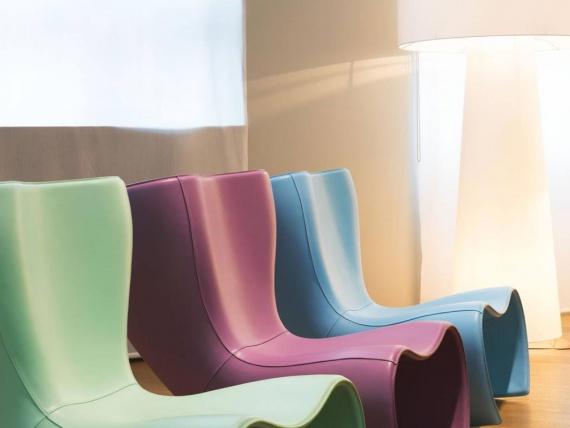 Компания Cappellini перевыпустила стул Марка Ньюсона