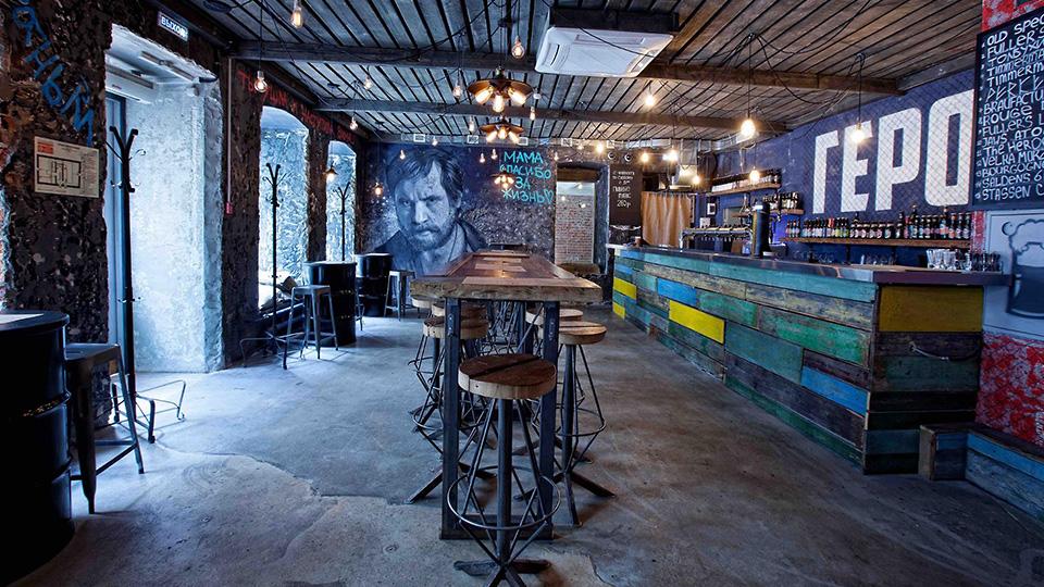 Муралы и еда: что общего у ресторанов и стрит-арта