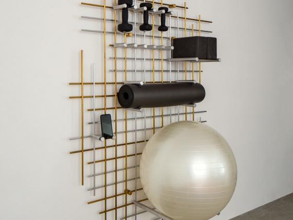 นักออกแบบจากประเทศญี่ปุ่นแนะนำคอลเลกชันของอุปกรณ์กีฬาสำหรับบ้าน