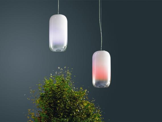 Дизайнер Бьярке Ингельс придумал лампу для растений