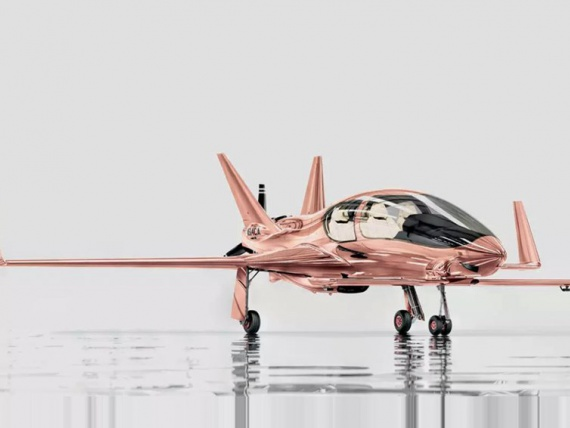 Նոր մասնավոր ինքնաթիռը կողմից Cobalt