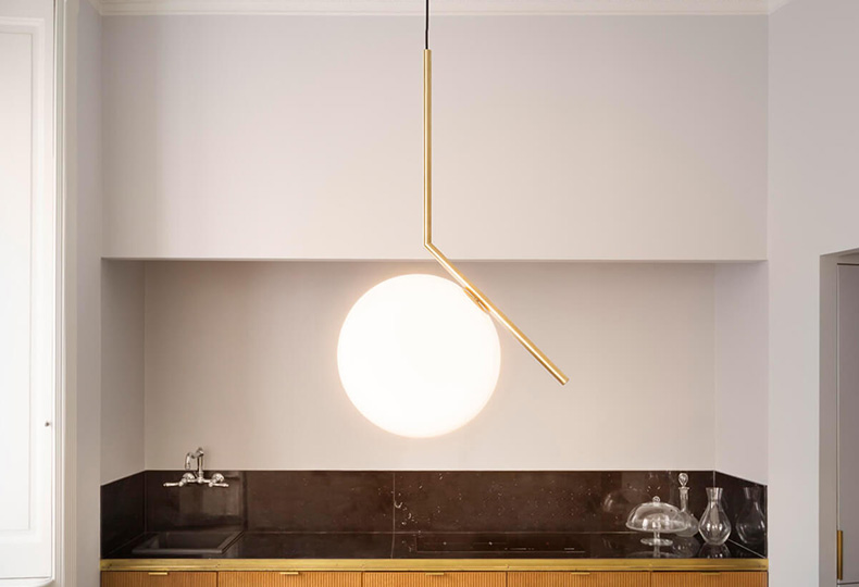 Светильник IC Lights Suspension, Майкл Анастасиадис для Flos