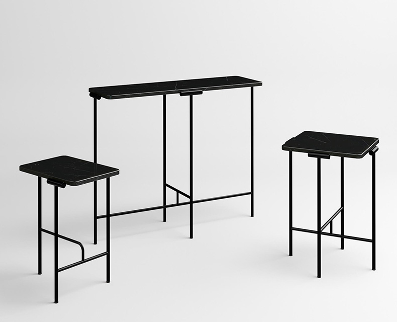Croquet Tables / Roche Bobois Collection, 2018