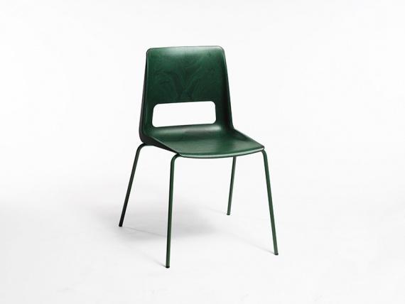 Snøhetta показали стул из переработанных материалов
