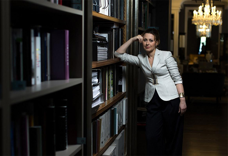Архитектор Мария Серебряная