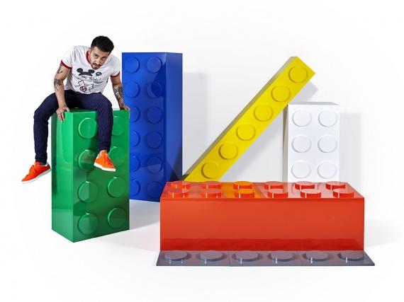 Макс Касымов сделал мебель для детских комнат