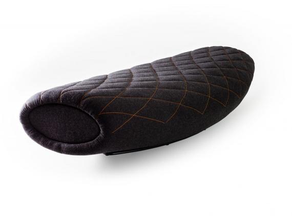 Дизайнер Дэвид Трубридж спроектировал кушетку для отдыха