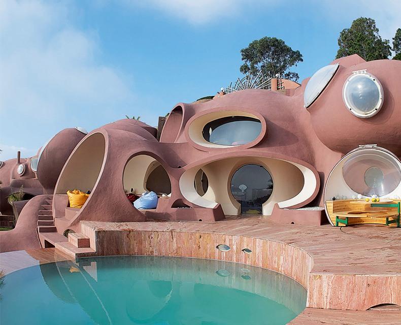 Антти Ловаг, Bubble Palace (1989). Теуль-сюр-Мер, Франция