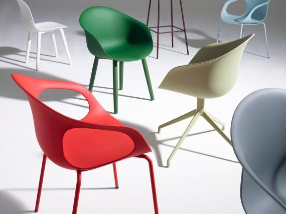 PearsonLloyd создали стулья из минимума материалов