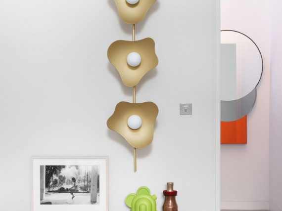 Doshi Levien представили коллекцию скульптурных ламп