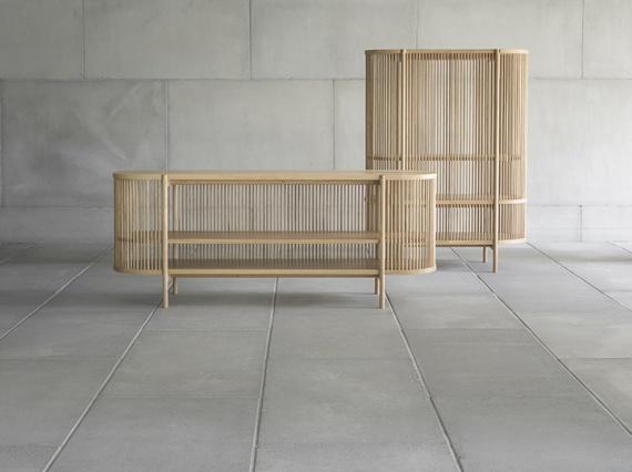 Финский дизайнер Антрей Хартикайнен представил новую коллекцию мебели