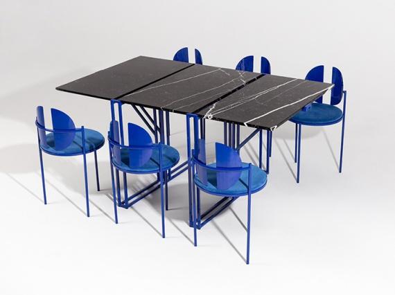Архитектор Анхель Момбьедро выпустил первую коллекцию мебели