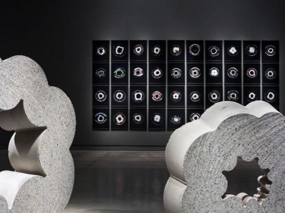 Омер Арбель экспериментирует с бетонными формами