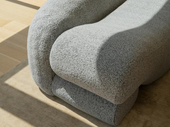 Дизайнеры NEA Studio сделали диван, набитый чечевицей