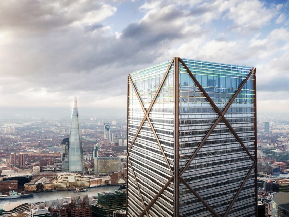 Քաղաքում Լոնդոնում կառուցել 72-հարկանի երկնաքեր