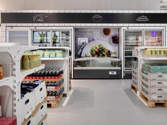 В Москве открывается первый магазин городского формата ИКЕА