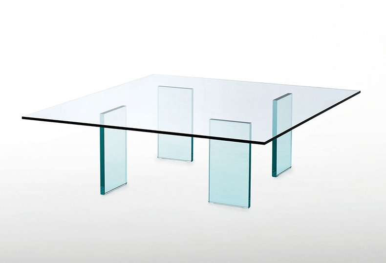 Glass Table, 1976