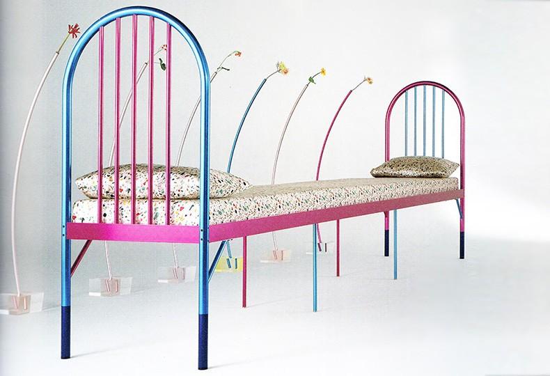 Кровать Laputa для Ephemera (1989)