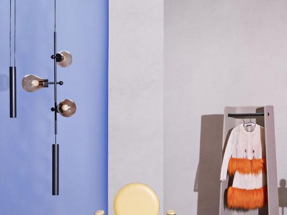 Итальянский бренд MM Lampadari представил новую коллекцию светильников