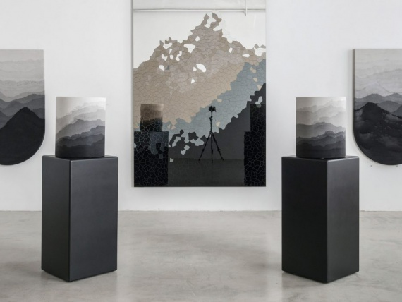 Фернандо Мастранжело показал «горную» коллекцию предметов